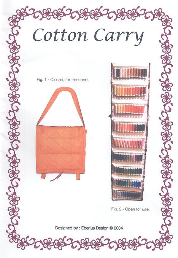 Eberius Design - Cotton Carry